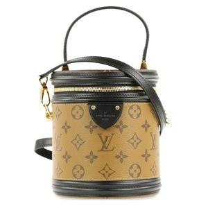 Shoulder Case Reverse Canvas Cross Body Bag